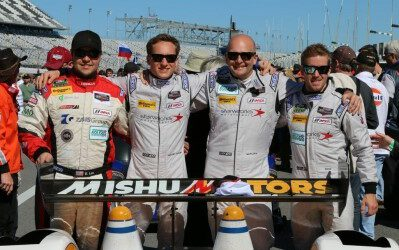 Points for MISHUMOTORS/Starworks at 52nd Rolex 24
