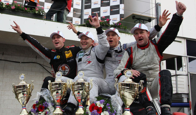 Victory at the 12hours of Zandvoort