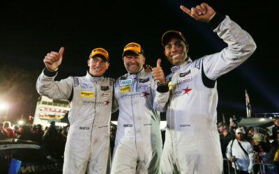 Win at 2014 Petit Le Mans closes successful year