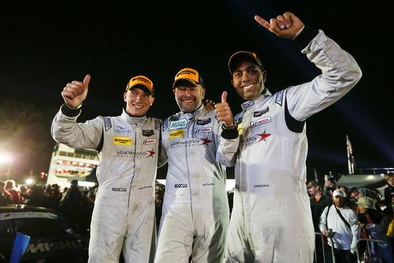 Win at 2014 Petit Le Mans closes successful year