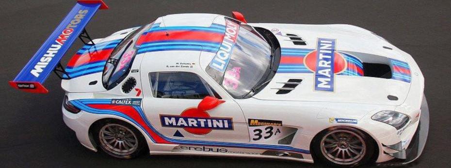 AMG SLS GT3 mishumotors