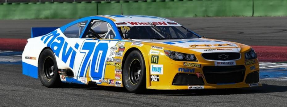 NASCAR Chevrolet SS